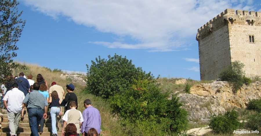 Visites guiades a la Torre de la Carrova