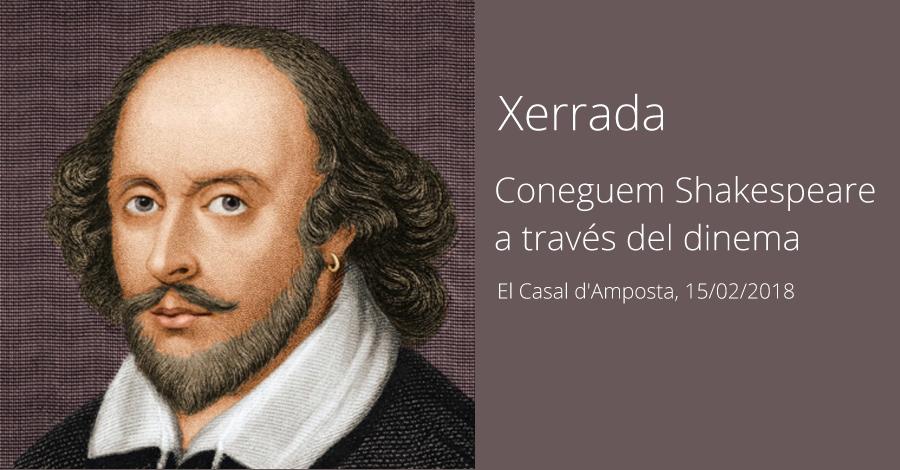 """Xerrada """"Coneguem Shakespeare a través del dilema"""", a càrrec de Josefa Moron"""